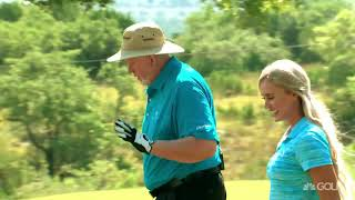 Wedge Week: Chipping Game to Improve your Score | Golf Channel