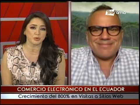 Comercio electrónico en el Ecuador crecimiento y proyecciones