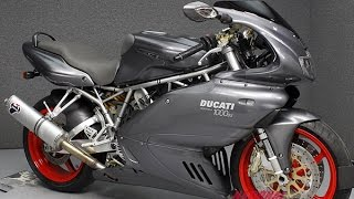 4. 2005 DUCATI 1000DS SUPER SPORT - National Powersports Distributors