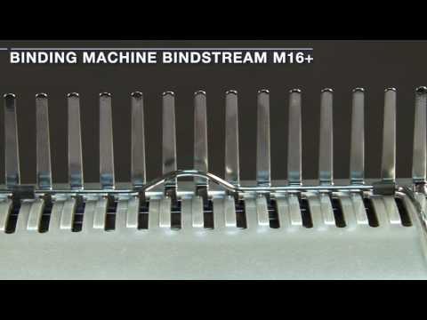 ProfiOffice Bindegerät, Bindstream M16+