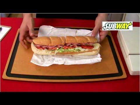 Subway - Jack takes a look at what your really getting when you order a sandwich. Be sure to check out the new merchandise store called JACK SHACK. http://jackshack.s...