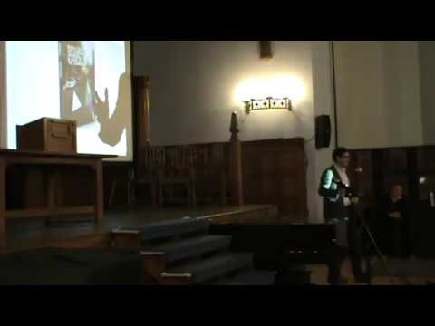 Professor Jeff Forshaw Universal Lecture at Bolton School Pt 1