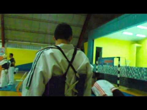 Campeonato Interestadual de Taekwondo em Borda da Mata, MG/Brazil - 25/08/2013