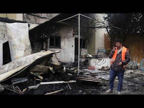 """Λέσβος: Εμπρησμό βλέπουν οι αρχές στο """"One Happy Family"""""""