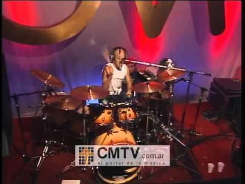 Las Pelotas video Desaparecido - CM Vivo 2005