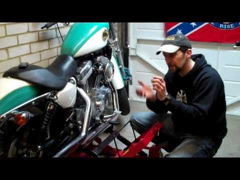 Repair: Inspecting & Adjusting the Final Drive Belt on a 2008 Harley