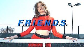 Video FRIENDS - Marshmello x Anne Marie   Dytto   Dance MP3, 3GP, MP4, WEBM, AVI, FLV Juni 2018