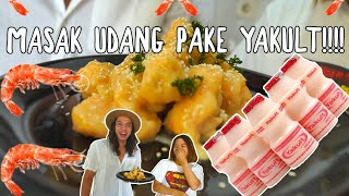 Video Experiment!!! Masak Udang Pake YAKULT!! ft.Farida Nurhan MP3, 3GP, MP4, WEBM, AVI, FLV Desember 2018