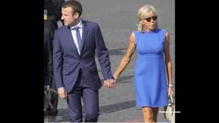 Video Brigitte et Emmanuel Macron MP3, 3GP, MP4, WEBM, AVI, FLV September 2017