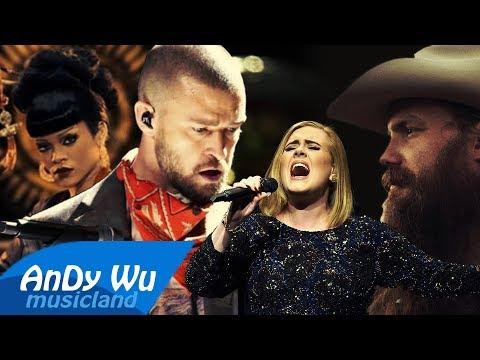 Video Justin Timberlake - Say Something (Adele Remix) ft. Chris Stapleton, Rihanna download in MP3, 3GP, MP4, WEBM, AVI, FLV January 2017