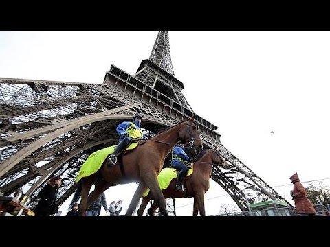 Παρίσι: Όλα έτοιμα ενόψει της Διεθνούς Διάσκεψης για το Κλίμα