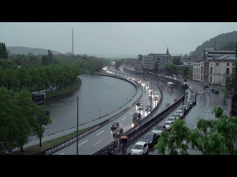 Schutzmaßnahmen gegen Starkregen in Saarbrücken