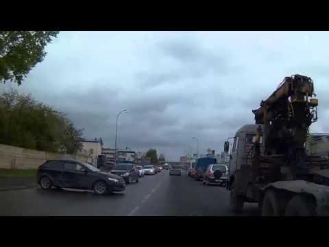 Авария в Кемерово