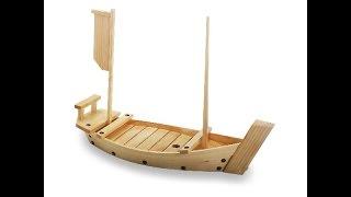 Корабли из дерева для детей своими руками 509