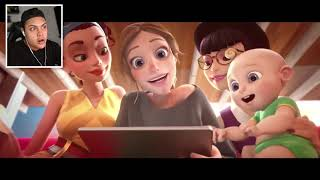 Video REACTING TO COMMERCIAL ANIMATIONS (BEST ADVERTS EVER) MP3, 3GP, MP4, WEBM, AVI, FLV Februari 2018
