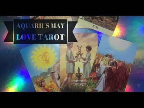 AQUARIUS MAY  2018 | ~ROMANTIC COMMUNICATION IS INCOMING~ | LOVE TAROT READING
