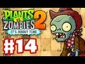 Plants vs. Zombies 2: It's About Time - Gameplay Walkthrough Part 14 - Wild West (iOS)