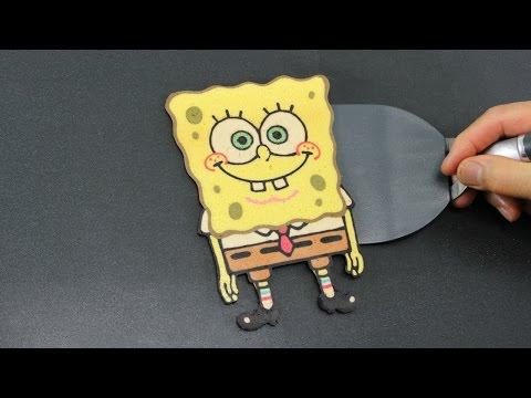 SpongeBob SquarePants Pancake
