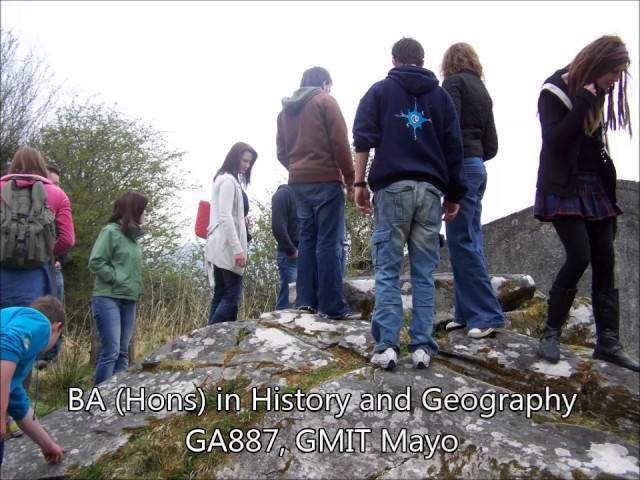 History and Geography GA887