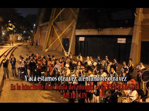 """Tema nuevo 2015 LMDI """"La hinchada mas linda del mundo"""" - Rexixtenxia Norte - Independiente Medellín"""