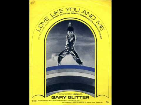 Tekst piosenki Gary Glitter - Love Like You And Me po polsku