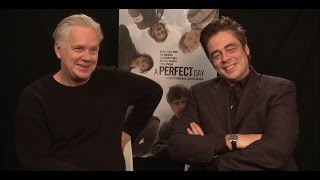 Nonton Benicio Del Toro And Tim Robbins On    A Perfect Day    And Balancing Humor With The Drama Film Subtitle Indonesia Streaming Movie Download