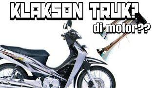 klakson angin atau klakson freng di motor