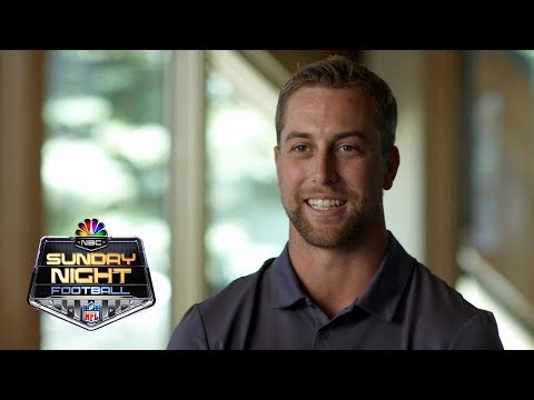 Video: Vikings' Adam Thielen reflects on his incredible journey to the NFL I NBC Sports