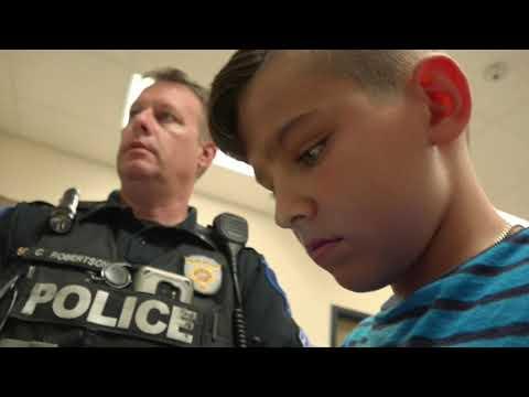 What Happens when a School decides to Arrest a Juvenile?