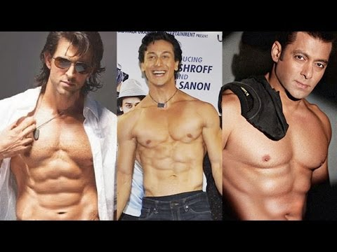 Tiger Shroff Strips And Shows His Moves!