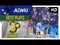 Anton Asistio to Chibueze Ikeh for the HAMMER! | ADMU | Finals Game 3 | Best Plays