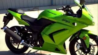10. 2012 Kawasaski Ninja 250R: Overview and Review
