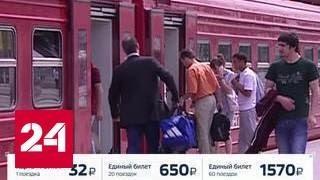 Как на метро: тарифы за проезд по МЦК