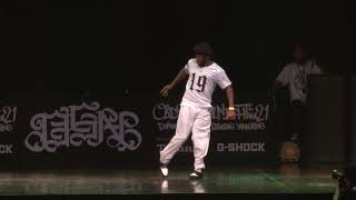 Tiro vs Ness – OSN OLD SCHOOL NIGHT vol.21 POPPING BEST8 (Official angle)