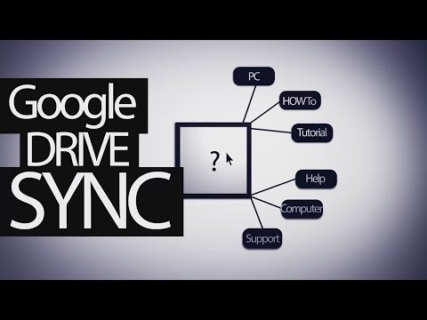 how to sync shared google drive folder