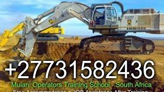Port Nolloth South Africa  City new picture : 0731582436 Front End loader Grader Dril rig training school Kimberley pofadder ,Port nolloth