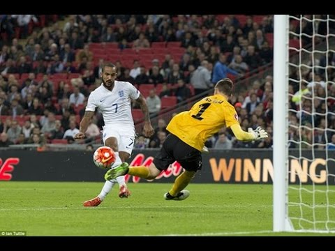 England vs Estonia 2-0 All Goals Euro Qualifiers 2016 HD