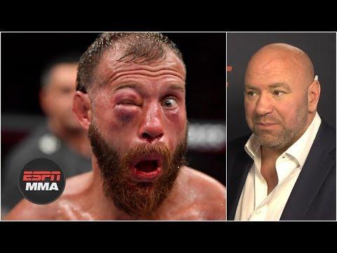 Dana White weighs in on Tony Ferguson vs Donald Cerrone  UFC 238 ESPN MMA