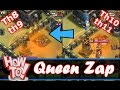 How To Queen Zap - Full Exclusive Tutorial For Town Hall 8,9,10,11