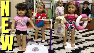 We have added to brand new set to the Chloe's American Girl Doll merchandise store.  Check out the gymnastics and beach set.♥ Chloe Doll Merchandise http://tinyurl.com/ChloeMerch♥ Subscribe to my YouTube: http://goo.gl/bLXVcy🎵 Musical.ly: ChloesAmericanGirl♥ Instagram: http://instagram.com/ChloesAmericanGirl♥ Website: http://www.ChloesAmericanGirl.com♥ Address: Chloe's American GirlPO Box 251307Los Angeles, CA 90025Music by Epidemic Sound (http://www.epidemicsound.com)We Got It Covered - Sebastian ForslundAfterglow - Joachim NilssonPlay On (Ahlstrom Remix) - Martin Hall