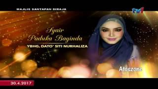 Dato Siti Nurhaliza- Syair Paduka Baginda