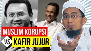 "Video Jika Ditanya ""Pilih Mana Muslim Korupsi dan Kafir Jujur?"" - Ustadz Adi Hidayat LC MA MP3, 3GP, MP4, WEBM, AVI, FLV September 2018"