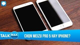Meizu Pro 5 đang có mức giá chỉ khoảng 4 triệu đồng, với các đối thủ cạnh tranh trực tiếp là iPhone 6 lock hay iPhone SE lock, vậy đâu nên chọn Meizu Pro 5 hay các mẫu iPhone khác trong tầm giá-------------------------------------------------------Ngoài ra các bạn có thể tham khảo các sản phẩm điện thoại giảm giá SOCK tại maxmobile:1. Apple...👉 iPhone 5C Lock: https://goo.gl/bRp2DN...👉 iPhone 5S Lock: https://goo.gl/FpQ8ON...👉 iPhone SE Lock: https://goo.gl/r6uHsL...👉 iPhone 6 Lock 99%, 100%: https://goo.gl/0a2vSY...👉 iPhone 6S Lock: https://goo.gl/JbWivh...👉 iPhone 6 Plus Lock: https://goo.gl/bG8DZV...👉 iPhone 6S Plus Lock : https://goo.gl/bgk3O2...👉 iPhone 7 Lock 99%, 100%: https://goo.gl/qGT3LV...👉 iPhone 7 Plus Lock 99%, 100%: https://goo.gl/uUpIY4...👉 iPhone 5S QT: https://goo.gl/R3lJrg...👉 iPhone 6 QT: https://goo.gl/wPCTca...👉 iPhone 6S QT: https://goo.gl/QRmvk1...👉 iPhone 6 Plus QT: https://goo.gl/bSVRfe...👉 iPad Air 2: https://goo.gl/TRnc122. Samsung...👉 Galaxy J3 pro: https://goo.gl/JUMEr3...👉 Galaxy S6 Mỹ: https://goo.gl/4TrPu6...👉 Galaxy S6 QT 2 sim:  https://goo.gl/8PKPbS...👉 Galaxy S6 EDGE Mỹ: https://goo.gl/1S61LT5. Xiaomi...👉 Xiaomi Redmi Note 3 pro FPT: https://goo.gl/nMYDGo...👉 Xiaomi Redmi Note 4 FPT: https://goo.gl/Xg3u6y...👉 Xiaomi Mi5 FPT: https://goo.gl/puQNkE...👉 Xiaomi Mi5S Ram 4GB: https://goo.gl/ZiZZKC-----------------------------------------------Tham gia group công nghệ để thảo luận và giải đáp về các vấn đề liên quan tới Maxchannel và cửa hàng Maxmobile:https://www.facebook.com/groups/maxchannelvanhungnguoiban/https://www.facebook.com/groups/maxmobileCSKH-Tham khảo thêm thông tin về khuyến mãi, giảm giá và các tin tức công nghệ mới nhất:http://maxmobile.vn/tin-tuc/https://www.facebook.com/maxmobile.vnhttps://www.facebook.com/MaxMobileHCM-Thông tin về dịch vụ sửa chữa, giải đáp thắc mắc liên quan tới sửa chữa điện thoại, máy tính bảng:http://maxmobile.vn/dich-vu/https://www.facebook.com/maxmobilecarehttps://goo.gl/96HYS1Hotline tư vấn mi