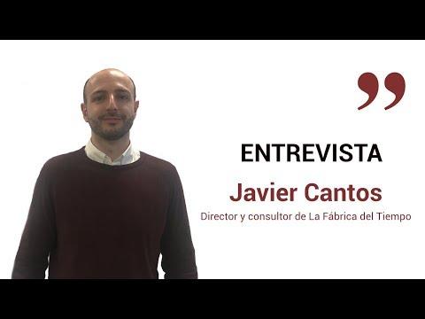 Entrevista Javier Cantos, director de La Fábrica del Tiempo[;;;][;;;]