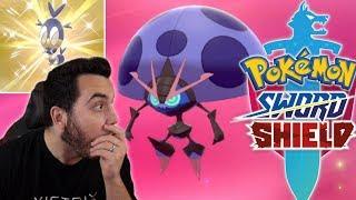 THE BEST SHINY in THE GAME! SHINY ORBEETLE REACTION in Pokemon Sword and Shield! by aDrive