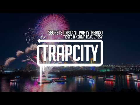 Tiësto & KSHMR Feat. VASSY - Secrets (Instant Party! Remix)