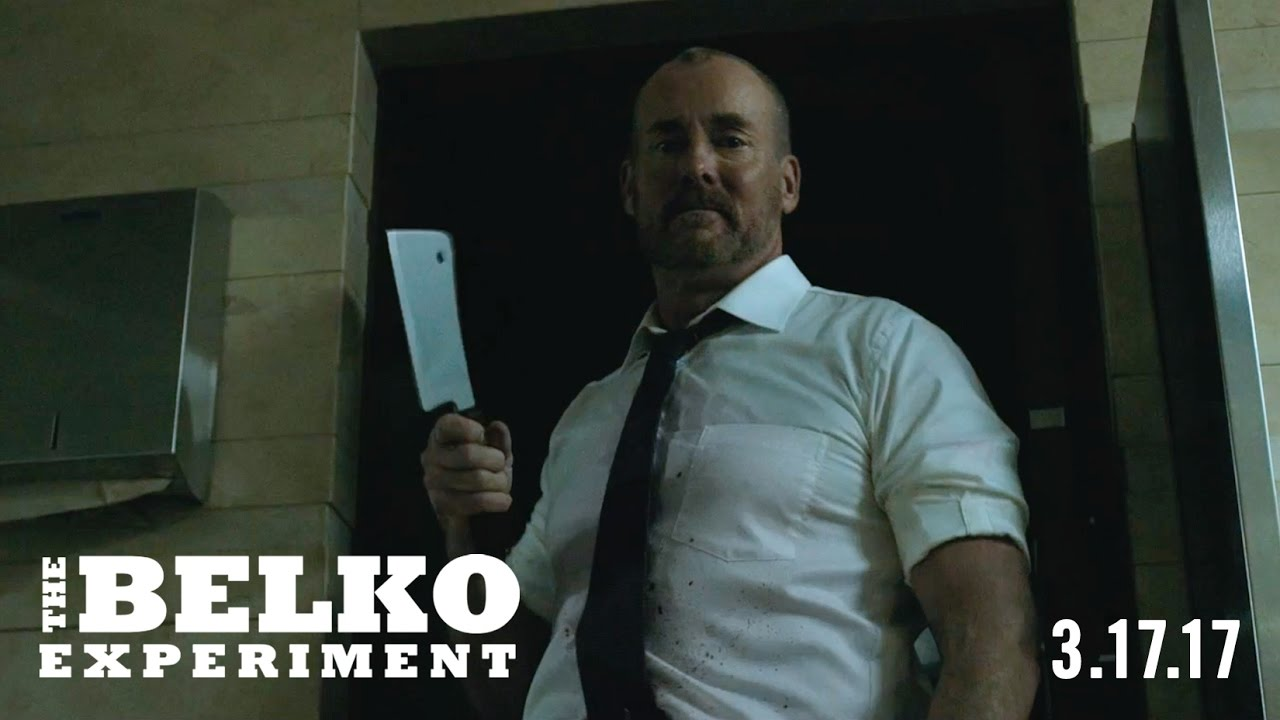 "THE BELKO EXPERIMENT - ""ALARM"" TV SPOT (2017)"