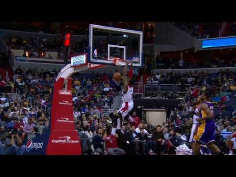 wall - John Wall gives the fans in D.C. a show with the breakaway 360 dunk. Visit nba.com/video for more highlights. About the NBA: The NBA is the premier professio...