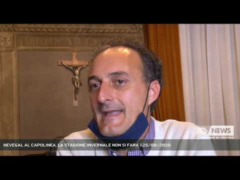 NEVEGAL AL CAPOLINEA, LA STAGIONE INVERNALE NON SI FARA' | 25/09/2020