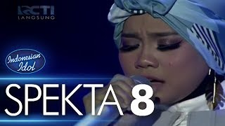 Video AYU - HARUSKAH KU MATI (Ada Band) - Spekta Show Top 8 - Indonesian Idol 2018 MP3, 3GP, MP4, WEBM, AVI, FLV Juni 2018